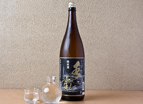 純米酒 トップ水雷