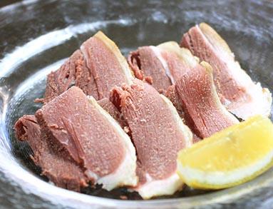 鳥取ジビエ 鹿肉スモークイメージ