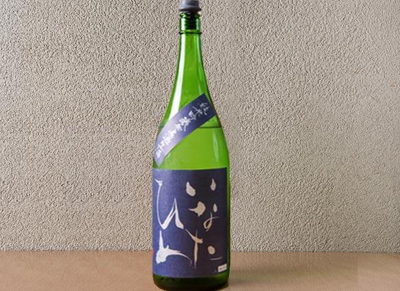 生原酒|純米吟醸いなたひめ強力