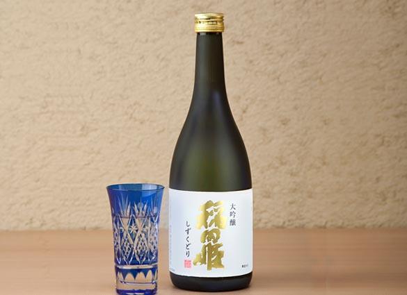 雫酒 超特撰大吟醸 稲田姫しずくどり