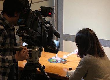 稲田屋米子店|山陰放送の取材がありました