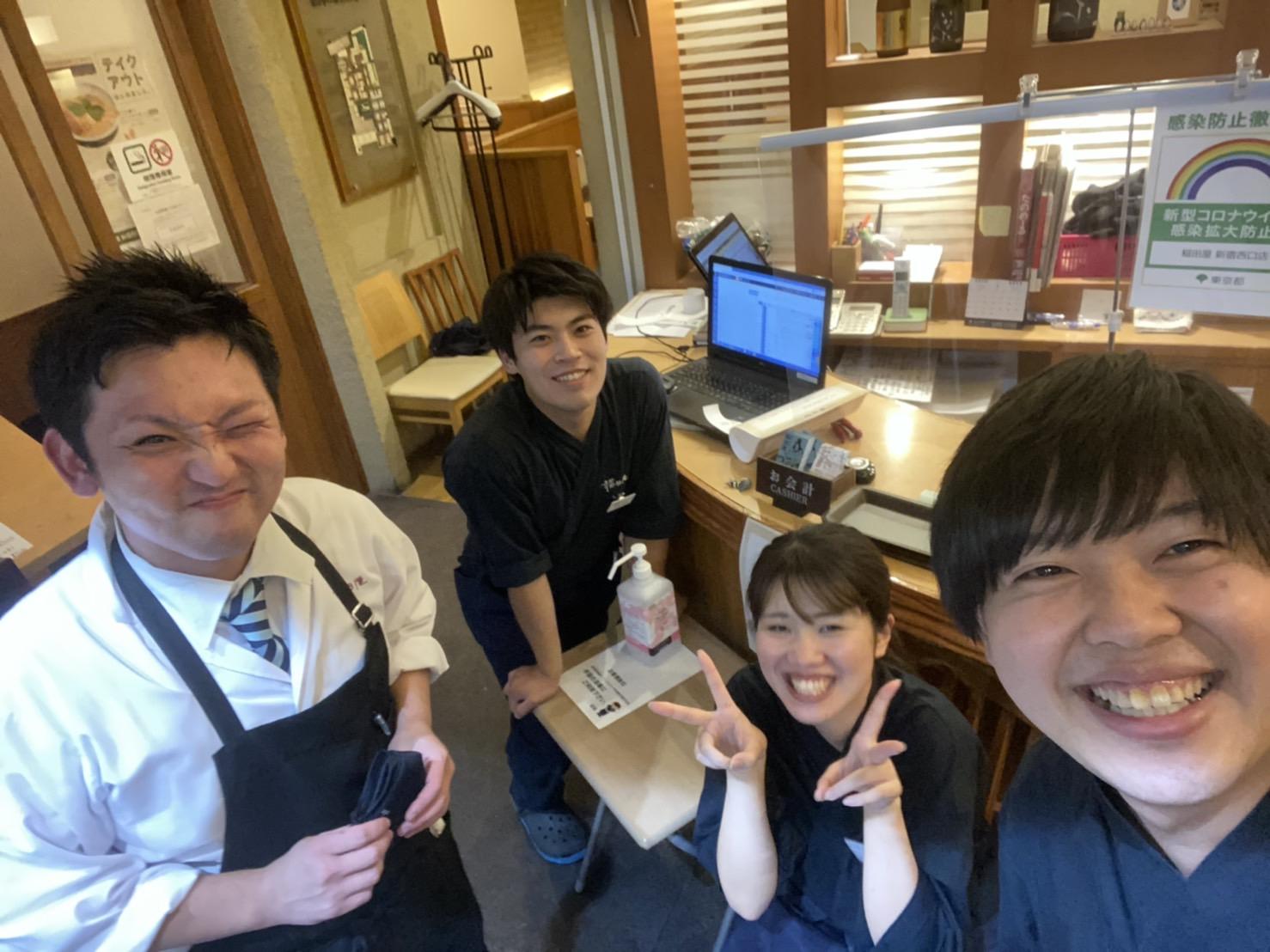 新宿西口店、最後までご愛顧いただきありがとうございました!