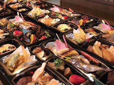 酒処 稲田屋米子店、オードブル・お弁当承ります